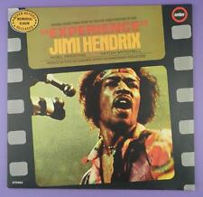 "Jimi Hendrix ‎– Original Sound Track 'Experience, ""LP+5057 Matrix"" 1971 UK Press"