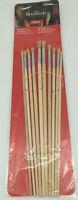 10 teiliges Pinselset Acryl Öl Künstler Malen Pinsel Set Paint brush set