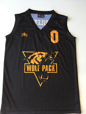 Cool Wolf Pack Football Guernsey AFL VFL SANFL WAFL SAAFL JAX Sport Training