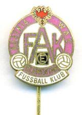 calcio distintivo pin  FK AUSTRIA WIEN  vecchio (cca 60 anni) e smalto