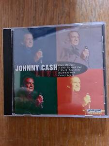 Johnny Cash - Live