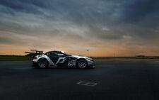 "BMW Z4 SPORT A2 CANVAS PRINT POSTER 23.4""x15.4"""