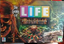 The Game of Life Pirates of the Caribbean Dead Man's Chest 100% COMPLETE