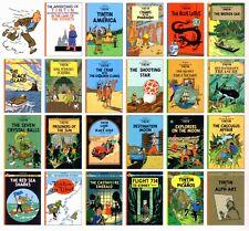 Collection of Tintin Adventures 23 Pdf eBooks Digital. Herge
