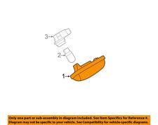 SUBARU OEM 08-15 Impreza License Plate Light-Lamp 84912FG110