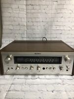 SONY STR-7025 Vintage HiFi Stereo Receiver, Power On, Needs Repair, Japan Made