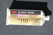 3m Scotch Weld Epoxy Adhesive Dp110 Translucent 50 Ml