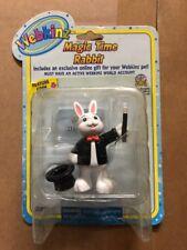 """Webkinz 3"""" Figur, Magie Zeit Kaninchen mit geheimen Online Code von ganz"""