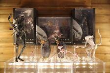 "Alien Covenant 1""-9"" Articulated XENOMORPH, NEOMORPH, & CREATURE PACK NECA"