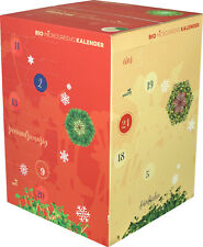 BIO-Microgreens Adventskalender 24x Sorten SuperFood Saatgut