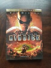 The Chronicles Of Riddick Unrated Directors Cut Dvd