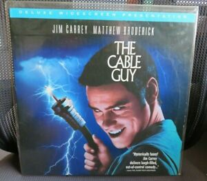 Laser Disc - The Cable Guy.