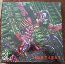 "IRON MAIDEN ""LIVE PALAIS OMNISPORT PARIS BERCY 1986"" 3 PICTURE LP BOX SOUNDBOARD"