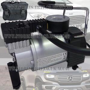12v 150 PSI Hi Speed HeavyDuty Car Van 4x4 Tyre Air Compressor Inflator Pump W12