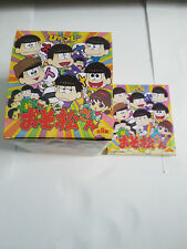 Osomatsu san anime blind box rubber strap keyring charm collection