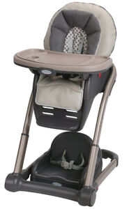 Graco Blossom 6-in-1 Convertible Kids Highchair Fifer NEW