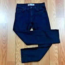 Levi's 511 Mens Jeans 28x28 W28 L28 Slim Skinny Fit Dark Blue Wash Career Casual