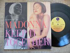 Madonna – Keep It Together - EP