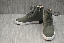 Blackstone QL41 High Top Comfort Sneaker - Women's Size US:10 / EU:40, Green