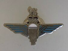 British Army Parachute Regiment Enamelled Lapel Pin BRITISH MADE in  REAL ENAMEL