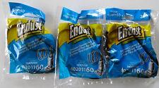 New NIP Endust Hoover 40201160 Vacuum Belts Lot of 3 Packs (6 Belts)