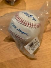 Rawlings Sport Goods Rllb1 Official Little League Baseball. Package Of 3 Balls