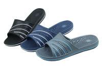 Brand New Men's Massage Sandals Flip Flops Beach Slip on Sport Shower Slippers