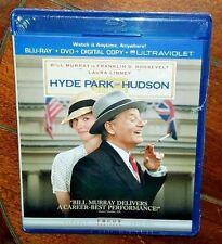 Hyde Park on Hudson (Blu-ray Disc, 2013) Bill Murray/Laura Linney!