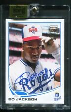 2016 Topps Archives Signature Series Bo Jackson Autograph 1989 All-Star Game 1/1