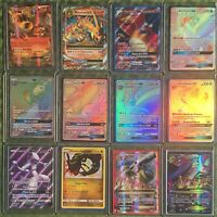 NEW Pokemon 100 Official TCG Card LOT PLUS 1 V/GX/EX Or Better & 5 HOLO! NM/M!