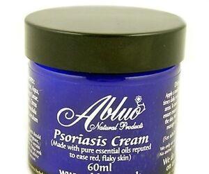 Abluo Psoriasis Cream 60ml- With Pure Essential Oils