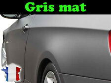 "Film vinyle autocollant adhésif gris mat ""carbone"" 150 x 200 covering thermo'"