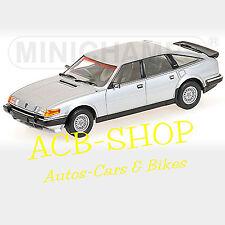 ROVER SD1 VITESSE 3,5 V8 1976-86 argent LEAF métal argenté 1:43 Minichamps