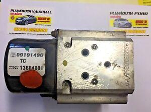 Vauxhall Vectra C Abs Pump 09191496 EN 13664001