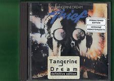 TANGERINE DREAM - THIEF CD APERTO NON SIGILLATO