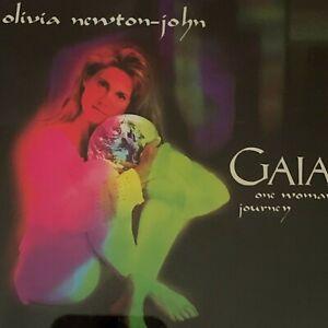 Olivia Newton John Gaia One Woman's Journey Original CD
