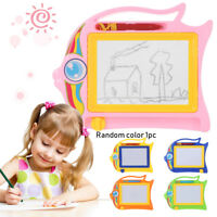 1x Magnetic Drawing Board Sketch Pad Doodle Writing Craft Art for Kids Children