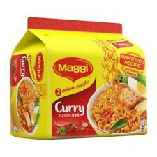 Maggi Instant Noodles Curry 5+1 packs x 79g