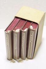 Verses of Russian poets, a set of road little books, publishing Bucharest, 1969