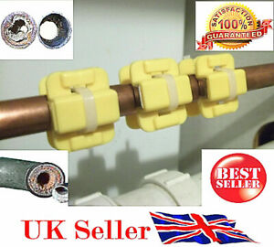 Magnetic Descaler Limescale Remover Water Conditioner SOFTENER x 3 pairs SP-W