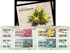STAMPS featuring succulents - PREMIUM  succulent stamp collection