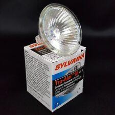 SYLVANIA Tru Aim 58533 covered halogen light bulb 12V 20W MR16/IR/FL35/C NEW