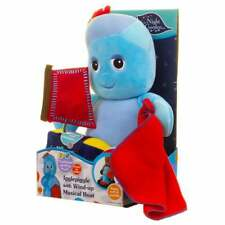 The Night Garden Suave Igglepiggle In Juguete de Felpa con Wind Up barco Musical