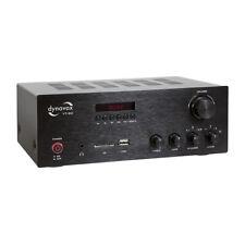 Dynavox Stereo Kompakt-Verstärker VT-80 schwarz 207466