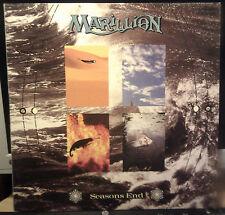 Uk Prog Rock Lp by MARILLION Seasons End 1989 Mint!!!!