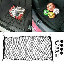 XL Nylon Rear Cargo Organizer Trunk Mesh Net For BMW SUVs X1 X3 X5 X6 7 Series