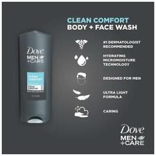 Dove Men + Care Body and Face Wash, Extra Fresh | 250ml | Free Shipping