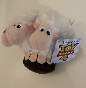Toy Story 4 Billy Goat Gruff Soft Toy Bo Peep Sheep Disney Pixar