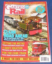 GARDEN RAIL ISSUE 199 MARCH 2011 - CLEAR ROAD AHEAD