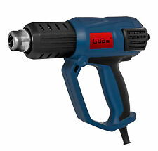 Güde G9 Heißluftgebläse HLG 650-2000 LCD Heißluftpistole 650°C